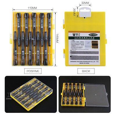 Macbook Air, Macbook Pro Repair Tool Kit w/ 1.2mm Pentalobe Screwdriver (10pc)