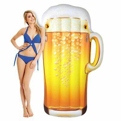 Beer Mug Inflatable Swimming Pool Pond Lake Float - Inflatable Beer Mug