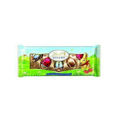 8 packs of Lindt Easter Milk Chocolate Bugs & Bees - 1.7oz/5ct