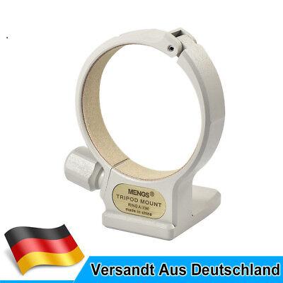 A II (W) Stativschelle Aluminium Legierung Für Canon EF 70-200mm f/4L - Weiß
