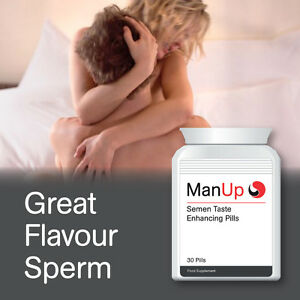 Really. And Improving sperm flavor join. All