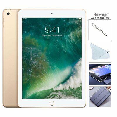 2017 Model Apple iPad 9.7 Retina Display W/ $59.99 Value Hes