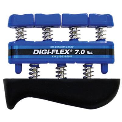 Digi Flex® Handtrainer   Fingertrainer   7,0 Lb (Ca. 3,2 Kg)   Blau