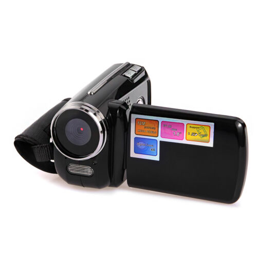 "1.5"" TFT LCD 4XZoom 12MP HD 720P Camera Mini DV Digital Video Camcorder Recoder"
