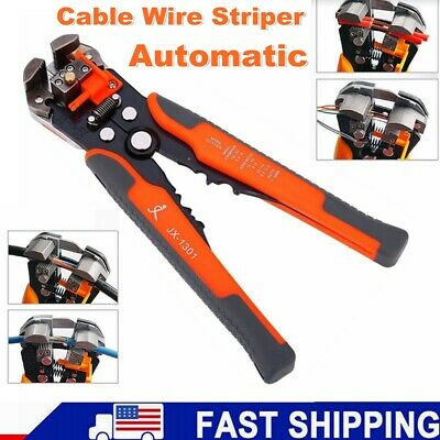 Automatic Cable Wire Stripper Cutter Crimper Stripping Electric Terminal Tool