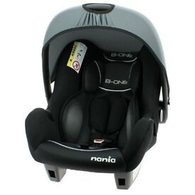 Nania Beone SP Car Seat (Graphic Black)