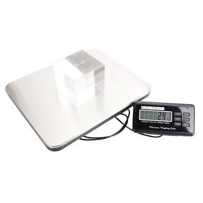 Weight Heavy Duty 660 Lb Digital Shipping Postal Scale 300 Kg