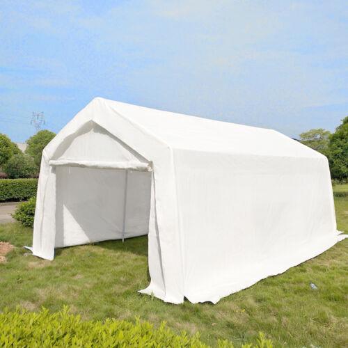 Heavy Duty 3x6m Portable Garage Tent Shelter Carport ...