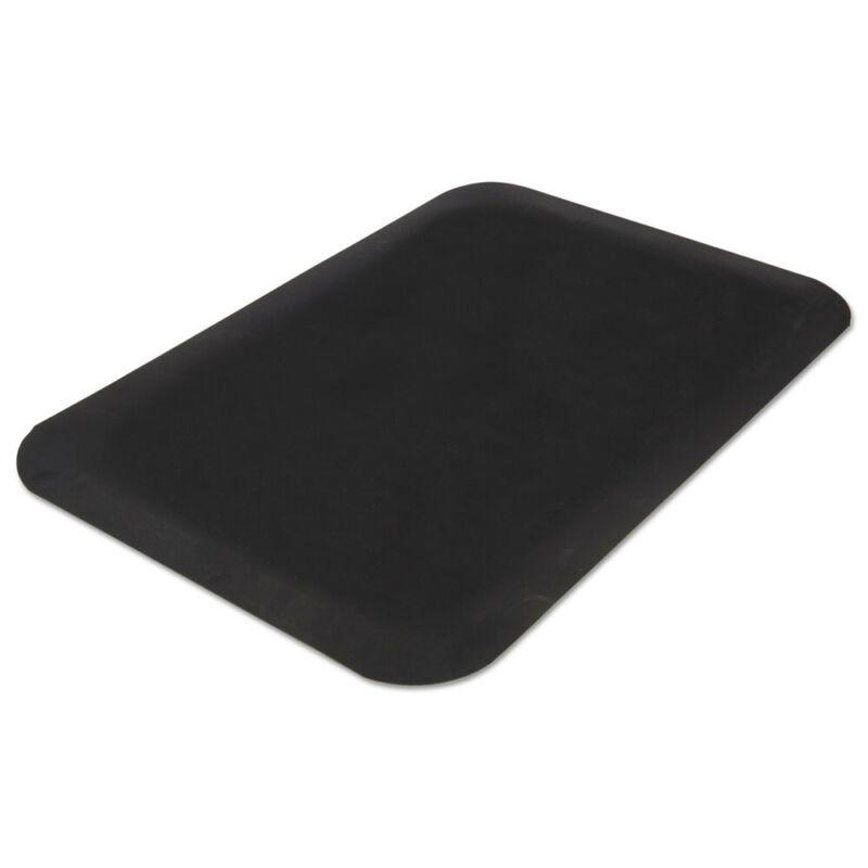 Guardian Mats Anti-Fatigue Mat Pvc Foam/solid Pvc 24x36 Black 44020335 NEW