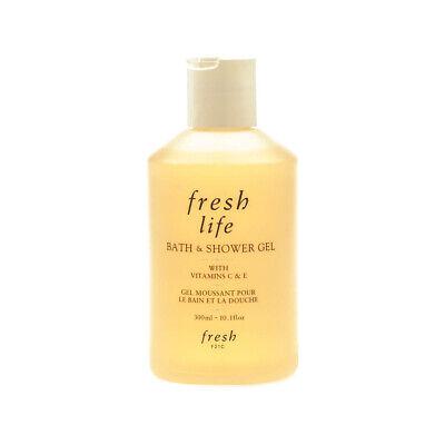 Fresh Life Bath & Shower Gel 10.1oz (300ml)
