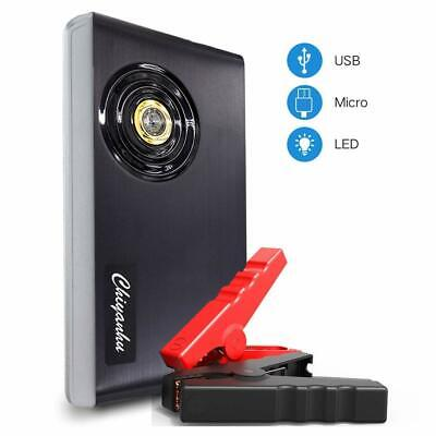 600A 18000mAh Portable Car Jump Starter Battery Booster and Phone Charger Phone Charger Booster