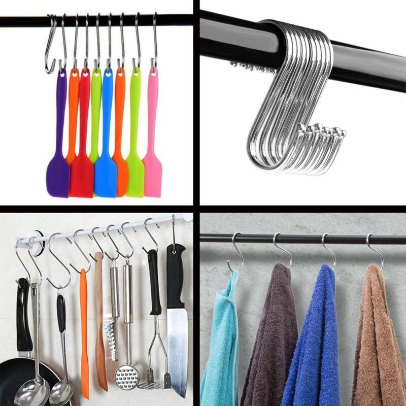 Bathroom Home Kitchen Holder Storage Rack Hanger Hook Clasps