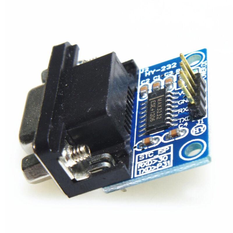 MAX232CSE Transfer Chip RS232 To TTL Converter Module COM Serial Board AD