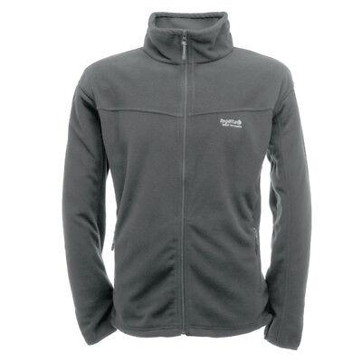 Stanton Fleece - Regatta Stanton Fleece Mens Lightweight Full Zip Warm Camping Work Jacket Iron