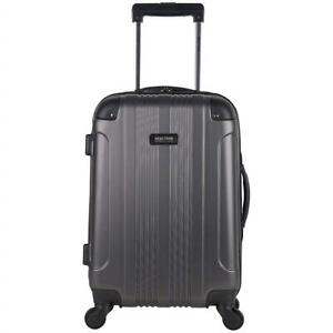 NEW Kenneth Cole Reaction Out of Bounds 20 4 Wheel Upright, Charcoal, One Size Condtion: New, Charcoal