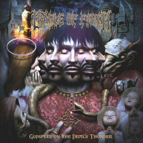 Cradle Of Filth Godspeed On The Devil