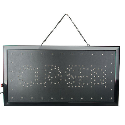 Led Open Sign Hang 9.820.47 Neon Light Outdoor Business Lighting Shop Display