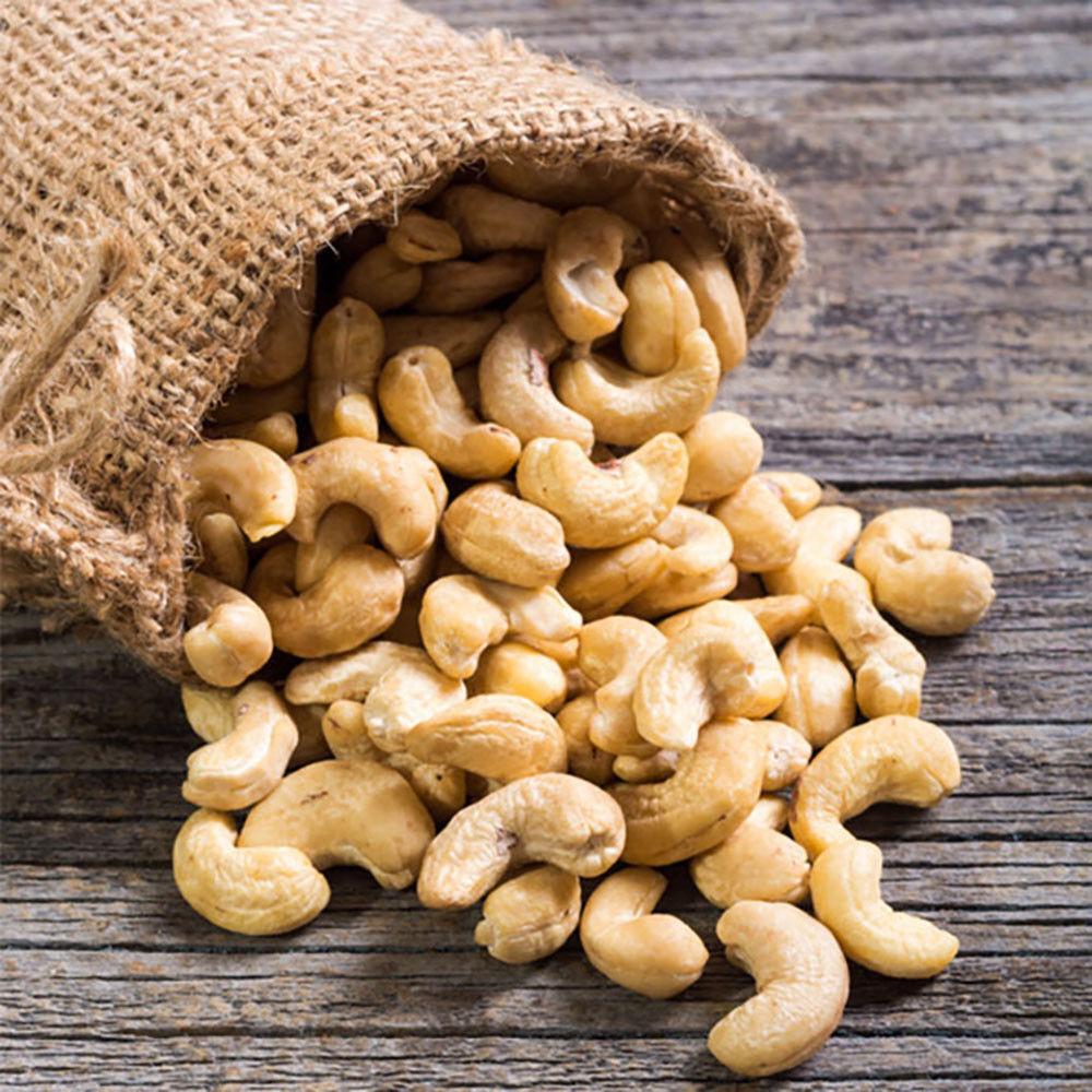 Cashewkerne ungesalzen unbehandelt ungeröstet Cashew Kerne Cashewnüsse 500g-5kg