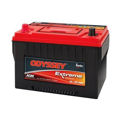 For Ferrari California 2013 Odyssey 34R-PC1500T Extreme Series Battery