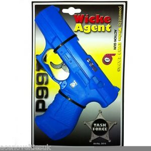 Secret Agent Wicke P99 100 Shot Cap Gun Fancy Dress 007 James Bond