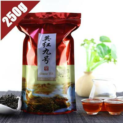 Yingde Black Tea Yinghong No.9 Tea British Red Tea Chinese Organic Food 250g