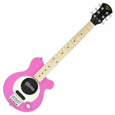 Pignose PGG-200 Rosa Mini Viaje Guitarra Eléctrica Incorporado Amp con Suave De