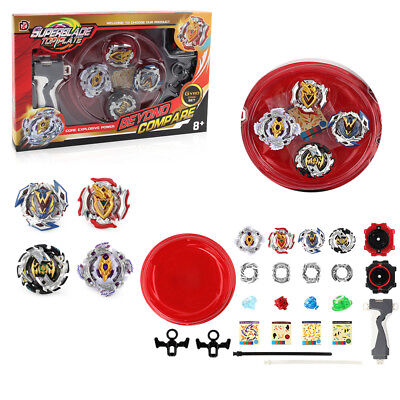 Kid Cars For Sale (Hot Sale Beyblade 4 in 1 Metal Fusion Spinning Top for Kids Toy BirthDay)