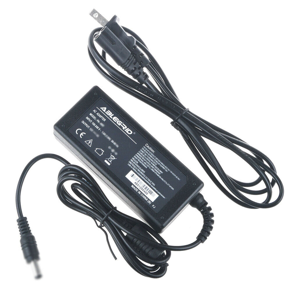 12V AC Adapter Charger for AOC I2367FH Monitor Battery Power