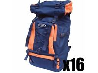 16x Redwood Leisure Extra Large Rucksack Job Lot Clearance Below Cost Price