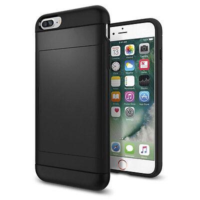 Shockproof Wallet Credit Card Pocket Holder Case For iPhone 6 Plus / 6s Plus