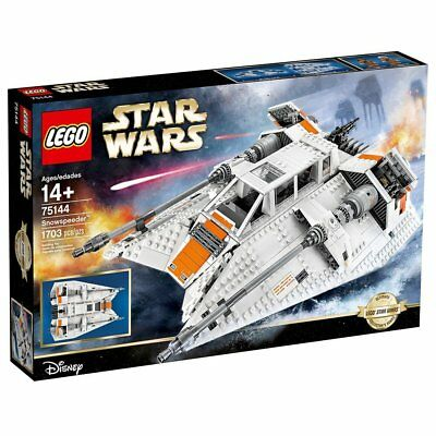 Lego Star Wars  75144  Ultimate Collectors Series Snowspeeder New   Sealed Ucs