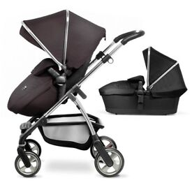 Silvercross wayfarer travel system includes everything!!