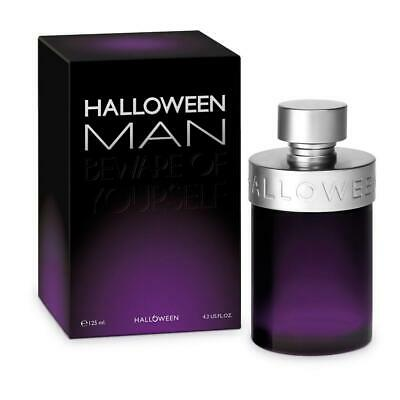 Halloween Perfume For Men (J. Del Pozo Halloween Man Body Perfume Cologne Eau De Toilette Spray 4.2 oz)
