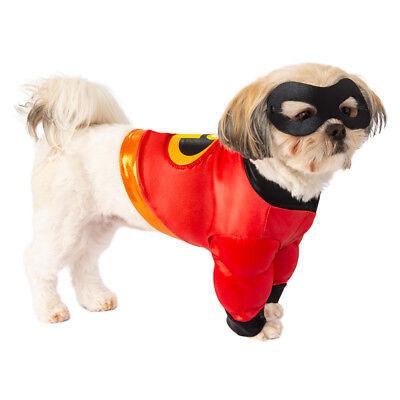 Superhero Dog Costumes (Incredibles Pixar Superhero Pet)