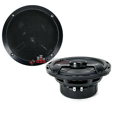 """Rockford Fosgate T1650 Coaxial 6-3/4"""" 2-Way Power Series Car Stereo Speakers New"""