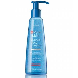 Oriflame-Pure-Skin-Scrub-Face-Wash-Deep-Action-150ml