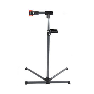 Mount Heavy Duty Bike Bicycle Maintenance Mechanic Clamp Repair Folding Stand