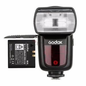 Godox Ving V860II-C/ V860II-N TTL HSS 1/8000s Li-ion Battery Flash for Canon/ Nikon DSLRs