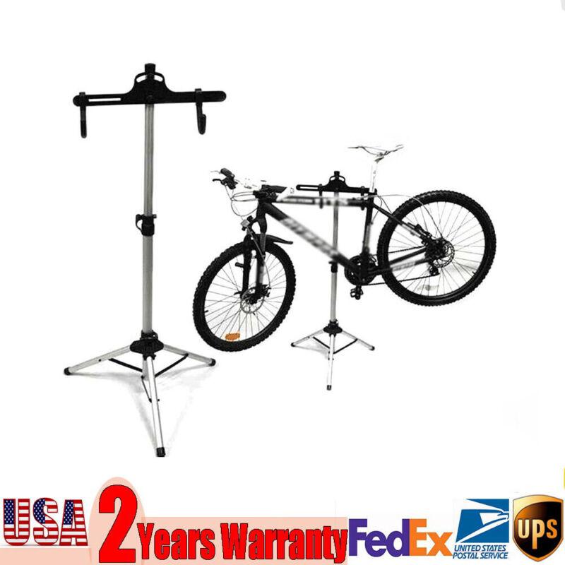 Aluminum alloy Bicycle Maintenance Mechanic Repair Tool Rack Work Stand Holder