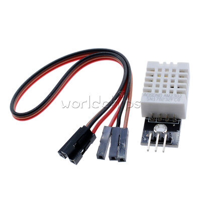 2pcs Dht22 Am2302 Digital Temperature And Humidity Sensor Module Replace Sht11