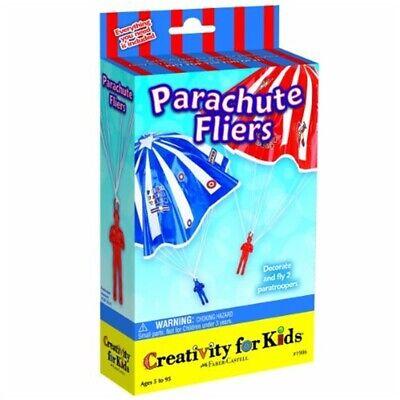 Kreativität Für Kinder - Fallschirmflieger Mini-kit - Creativity Kids Fliers