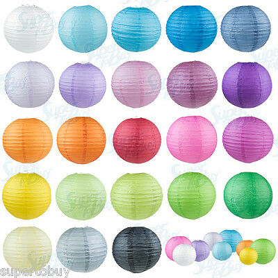 Cheap Paper Lanterns (5/10 Pack of 8