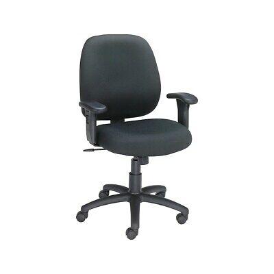 Staples Haydn Fabric Task Chair Black - Fabric Task Office Chair