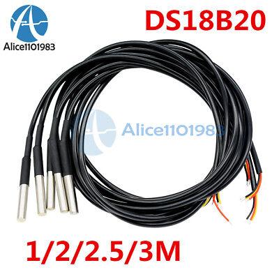 122.53m Ds18b20 Waterproof Digital Humidity Temperature Sensor Thermal Probe