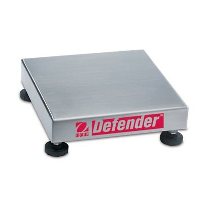 Ohaus Defender 304 Stainless Steel Industrial Bench Scale Ntep 80251923 D100ql