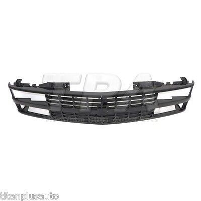 BLACK GRILLE Fit For Chevy C1500 2500 3500,K1500 2500 3500,Blazer GM1200228