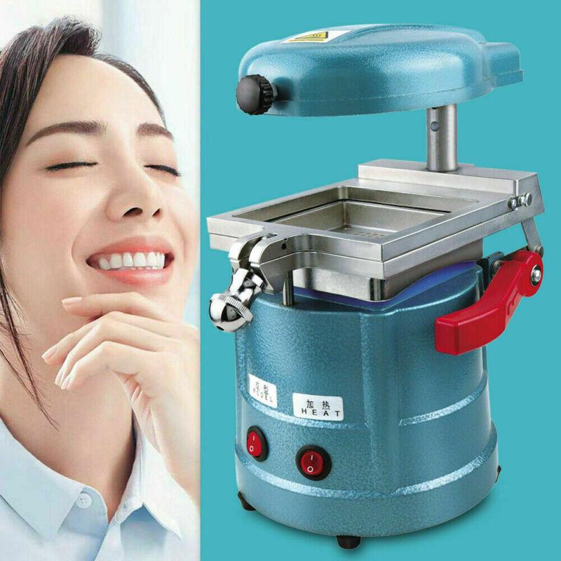 800W Dental Vacuum Forming Machine Dental Lab Former Heat Molding Machine 110V