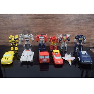 Transformers Autobots Decepticons Robots Car Tank 12 PCS Action Figure Toy