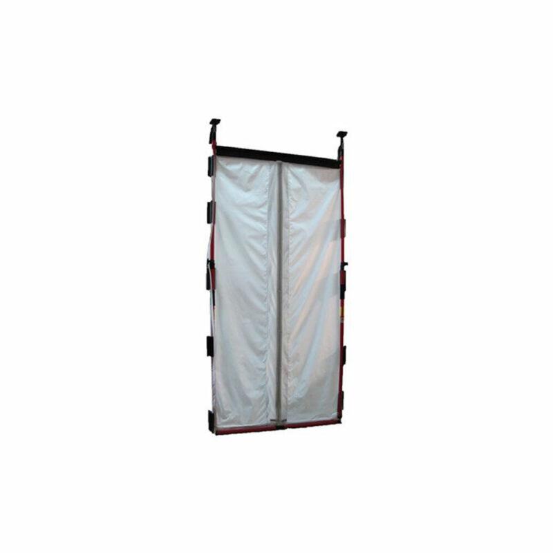 FastCap 3rd Hand Magnetic Dust Barrier Door 48 inch wide capacity