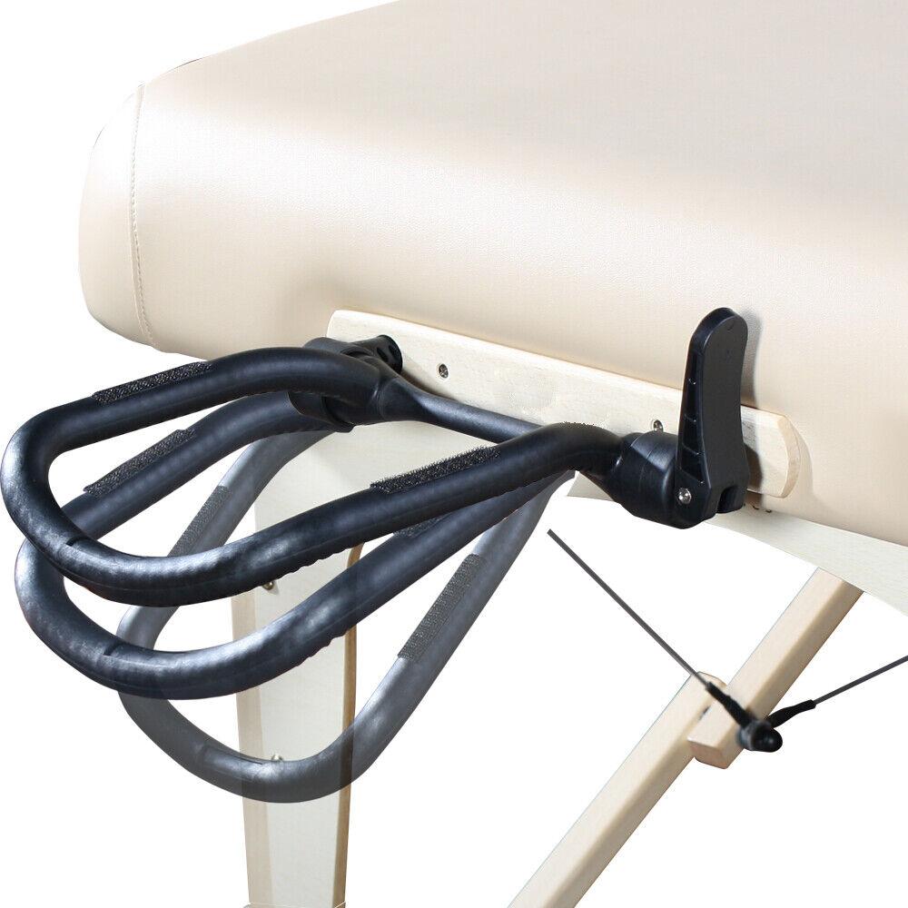 Master Massage Kopfstütze Face Cradle Verstellbar Mobil Massageliege Zubehör